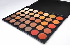 Morphe Brushes 350M 35 Color Nature Glow ALL MATTE Eyeshadow Palette Authentic
