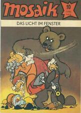 Mosaik 1980/ 10 (Z1, Aufkleber), Junge Welt