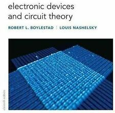 FAST SHIP - BOYLESTAD NASHELSKY 11e Electronic Devices and Circuit Theory    CF4