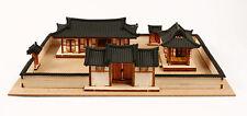 Korea Traditional House Set / Wooden model kit / youngmodeler