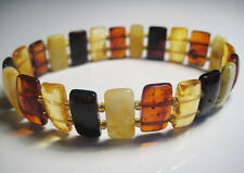 GENUINE BALTIC AMBER Bracelet !!!