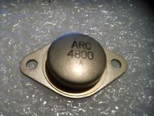 NOS-ARC 4800A TO-3 TRANSISTOR-SUMO 9+ , ANDROMEDA and others! HARD TO FIND!