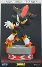 Sonic SHADOW THE HEDGEHOG STATUA PERSONAGGIO-First 4 figures/SEGA