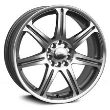 XXR 533 15X6.5 Rims 5x112/115 +35 Machined Wheels (Set of 4)