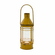 Vintage Hanging Hurricane Storm Lantern Lamp Tealight Pillar Candle Holders