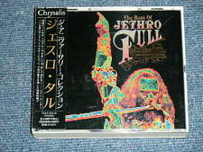 JETHRO TULL Japan 1993 PROMO NM 2-CD+Obi THE BEST OF/THE ANNIVERSARY COLLECTION