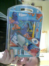 DISNEY FINDING DORY (FINDING NEMO FAME) BUMPER STATIONERY SET GREAT GIFT