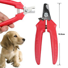 JF#E Pet Dog Cat Toe Care Nail Cutter Clippers Scissors Shear Grooming Trimmer