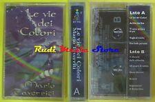 MC MARIO TAVERRITI Le vie dei colori SIGILLATA SMART MT 9701 no cd lp dvd vhs