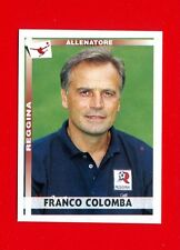 CALCIATORI Panini 2000-2001 - Figurina-sticker n. 314 - COLOMBA -REGGINA-New