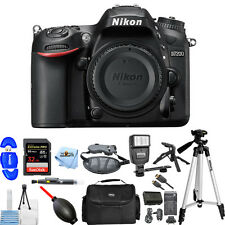 Nikon D7200 DSLR Camera (Body Only)!! EVERYTHING YOU NEED BUNDLE BRAND NEW!!
