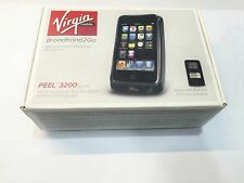Virgin Mobile Hotspot Broadband 2 Go  Peel 3200 by ZTE Black for iPod Touch 2, 3