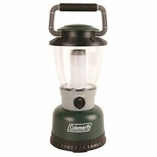 Coleman LED RUGGED LANTERN 190lm, 4D Battery Or CPX6, Water Resistant -USA Brand