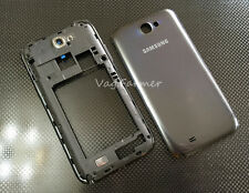 Brand New Samsung Galaxy Note 2 N7100 Genuine Original Full Housing Frame Grey
