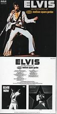 CD Elvis PRESLEY As Recorded at Madison Square Garden (1972) - Mini LP REPLICA