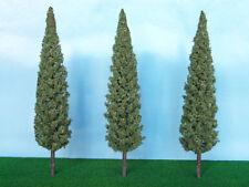 Alberi di Cipressi per modellismo scala HO 1:87 cm. 13 pz.3 - Krea