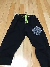 Zumba Crew Capri Sweatpants Size Large