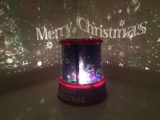 Feliz Navidad Star Master projector/colour changing/father christmas/lights