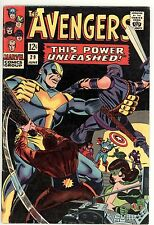 Avengers 29 - Captain America - Early Silver-Age Comic - 5.5 FN-
