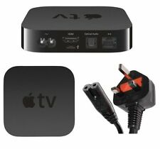 MAINS CABLE POWER ADAPTER FOR APPLE TV – ALL VERSIONS