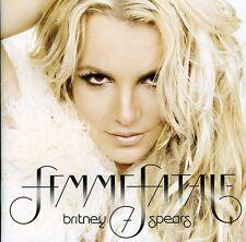 Britney Spears - Femme Fatale: Deluxe Jewelcase [New CD]