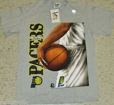 Indiana Pacers Vintage 90s T-Shirt NEW w. TAGS! sz. Large Reggie Miller yrs. NBA