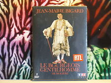 DVD neuf sous blister : Spectacle Jean-Marie BIGARD : Le bourgeois gentilhomme