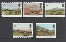 Great Britain 1994 25th Anniv of Investiture of Prince Charles Paintings Set MUH