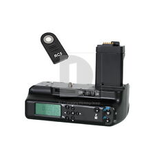 LCD Battery Grip for Canon 500D 450D 1000D as BG-E5 B4R