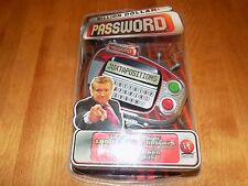 MILLION DOLLAR PASSWORD ELECTRONIC HANDHELD GAME Irwin Toy NEW IN PACKAGE SEALED