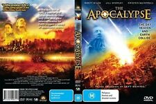 THE APOCALYPSE - Today heaven and earth collide! - DVD - NEW - Never played - R4