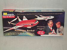 Monogram Scale Willy Ley Passenger Rocket - 1996 reissue