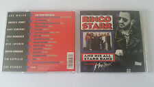 "Ringo Starr & His All Starr Band ""Live At Montreux Rare out of print CD Beatles"