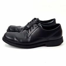 Bostonian Lites Black Leather Lace-Up Oxford Dress Shoes Size 13-M