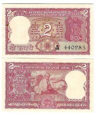 India india 2 RP 1969 Commemorative gandhi UNC p 67 a
