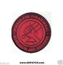 HELLBOY BPRD AGENT PATCH - HBOY3