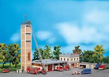 FALLER HO SCALE 1:87 FIRE STATION COMPLEX BUILDING KIT | BN | 130989