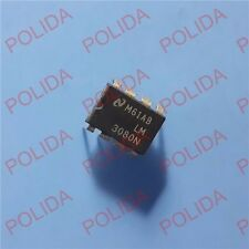 1PCS OP Transconductance AMP IC NSC DIP-8 LM3080N