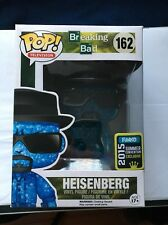 Breaking Bad Heisenberg Crystal Blue Variant Funko Pop!