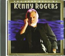 KENNY ROGERS - THE VERY BEST OF CD ALBUM (1990)