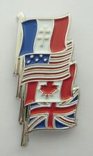 VICTORY FLAGS (Badge émail / Pins)