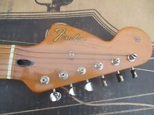 2007 Fender Stratocaster Special Edition-left hand Neck
