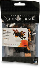 Asian Giant Hornet Nanoblock Miniature Building Blocks New Sealed Pk 1st 005