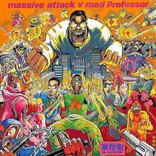 Massive Attack V Mad Profesor - No Protección - DUB (1LP Vinilo, 2016)