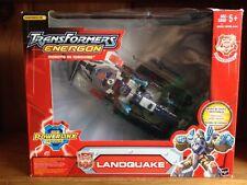 Transformers Energon Ultra Landquake (Landmine Redeco) MISB