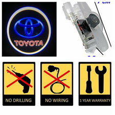 Pair of Toyota Led Courtesy Ghost Shadow Welcome Door lights Camry Prius Corolla
