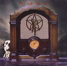 RUSH CD - THE SPIRIT OF RADIO: GREATEST HITS 1974-1987 (2003) - NEW UNOPENED