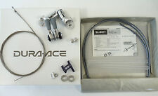 Dura Ace Shifters 7700 8 & 9 Speed Bar End Shimano  Barcon Vintage Bicycle NOS