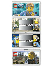 Lego City Undercover Vinyl Skin Sticker for Nintendo DSi XL