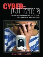 Cyber-Bullying: Issues and Solutions for the School, the Classroom and-ExLibrary